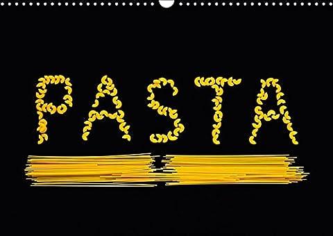 Pasta (Wandkalender 2018 DIN A3 quer): Appetitliche Fotografien von Pasta (Monatskalender, 14 Seiten ) (CALVENDO Lifestyle) [Kalender] [Apr 01, 2017] Jäger, (Olivenöl Basilikum Pasta)