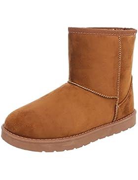 Stiefel & Boots Kinderschuhe Klassischer Stiefel Mädchen Ital-Design Stiefeletten