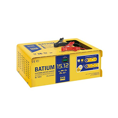 CHARGEUR DE BATTERIE 1224 VOLTS AUTOMATIQUE GYS CA360