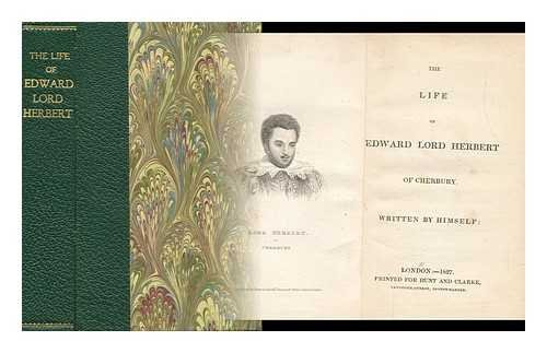 The Life of Edward Lord Herbert of Cherbury Bound with Memoirs of Prince Eugene of Savoy Written by Himself