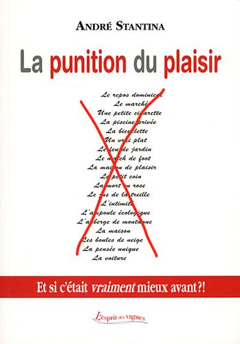 La punition du plaisir