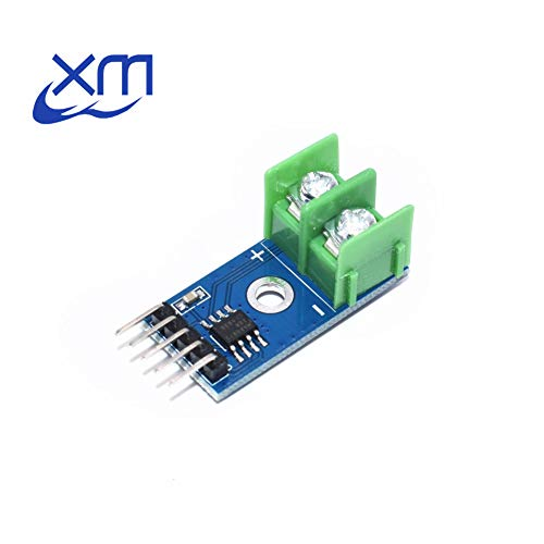 1 stücke MAX6675 K-typ Thermoelement Temperatursensor Temperatur 0-800 Grad Modul Für Arduino I45 - Thermoelement-modul