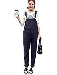 972287a6b1fa Aden Women Loose Pregnant Overall Adjustable Strap Sleeveless Maternity  Pants Jumpsuit Dungarees