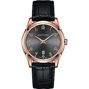 Hamilton Reloj Analogico para Hombre de Cuarzo con Correa en Cuero H38541783