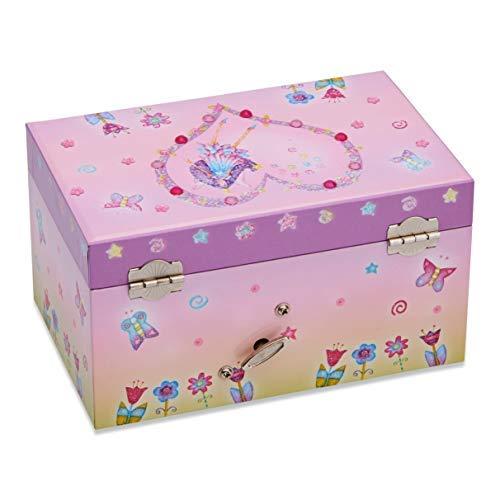 Fee Schmuckkästchen – Rosa Spieluhr für Kinder – Lucy Locket - 3