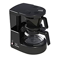 Melitta 1015 Aromaboy Filter Coffee Machine, 2 Cups, Glass Pot, Automatic Switch-Off