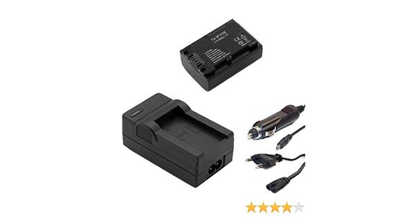 Akku Ladegerät Set Für Sony Dcr Sx15e Sx21e Sx22e Kamera