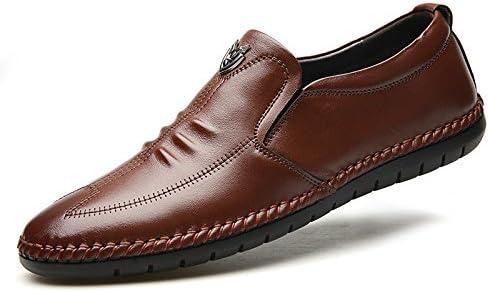 YXLONG Zapatos De Cuero De Los Hombres De Otoño Nuevos Negocios Casuales Zapatos De Los Hombres Zapatos De Cuero...