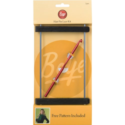 Simplicity Boye Haarspange Spitze Kit