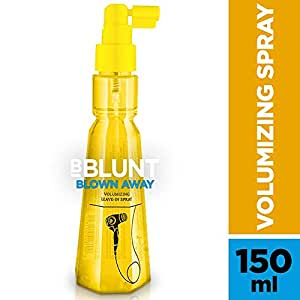 BBLUNT Blown Away Volumizing Leave in Spray, 150ml