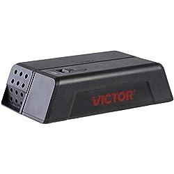 Victor Piège à souris électronique Version améliorée pour élimination sans contact - Efficacité maximale pour contrôle de nuisibles en intérieur #M250S