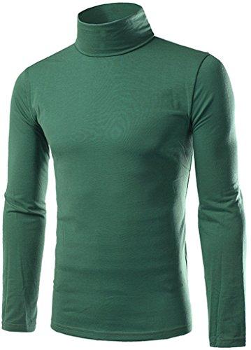 whatlees-mens-urban-basic-slim-fit-elastic-long-sleeve-t-shirt-with-turtle-neck-b200-green-m