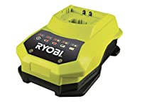 Ryobi BCL14181H ONE+ 18V Fast Charger for All ONE+ Batteries