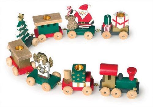 HSL - Tren navideño de decoración