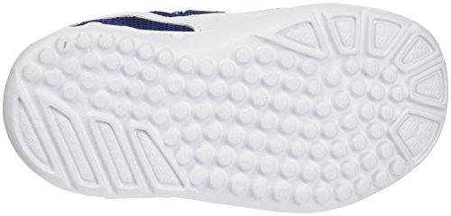 Puma Carson 2 V Inf, Scarpe da Ginnastica Basse Unisex-Bambini Blu (Blue Depths-white)