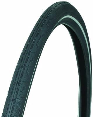 Profex Reifen Trekking pannensicher, Reflex, schwarz, 28x1,75
