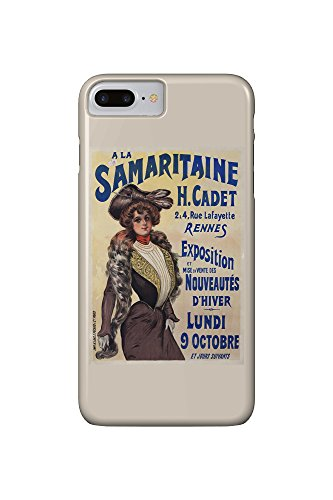 a-la-samaritaine-vintage-poster-france-iphone-7-plus-cell-phone-case-slim-barely-there