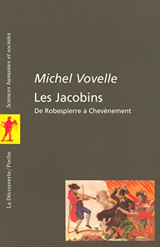 Les Jacobins par Michel VOVELLE