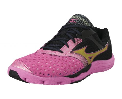 De Pied Evo Wave Lady Mizuno Cursoris Course Black à Chaussure 487X4wWq