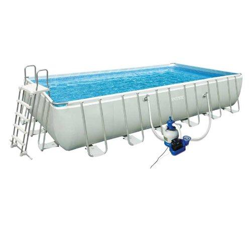 Intex Frame Pool Set Ult. Q. 732x366x132 | 128362