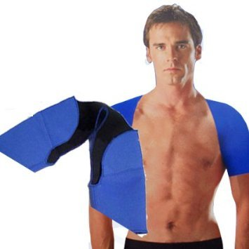Fascia Sport Protezione Anallergica per Spalle Elastica Proteggi Tutore Fitness