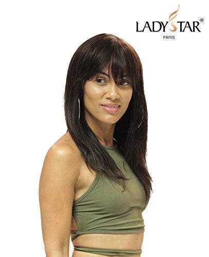 Perruque MONICA Cheveux Longs 100% naturels - Longueur 16'
