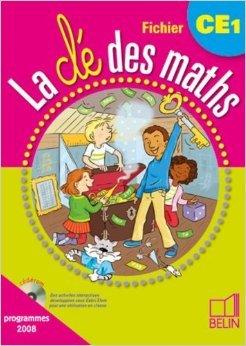 La clé des maths CE1 : Fiches d'évaluation photocopiables, programmes 2008 de Claire Mariacher ( 2 février 2012 )