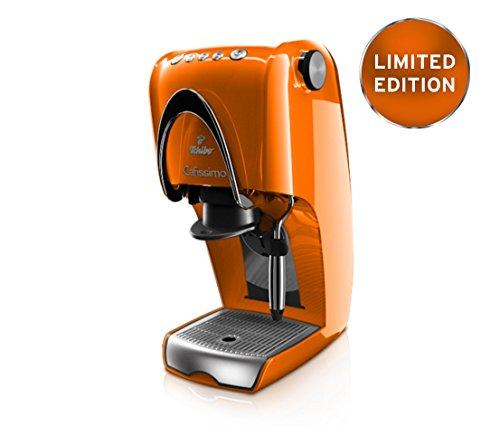 Tchibo Kaffeekapselmaschine Cafissimo CLASSIC, Mandarine