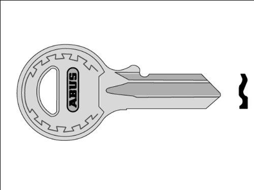 ABUS 083662 - Key Blank 84/30 _ l clé bruts pour 84ib/30, T84MB/30