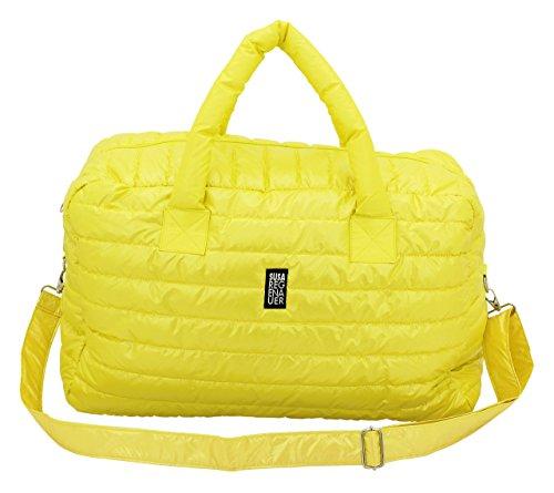 F|23 Cabas, jaune (Jaune) - 70001-6