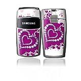 DeinDesign Samsung X200 Case Skin Sticker aus Vinyl-Folie Aufkleber Herz Liebe Love