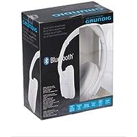 GRUNDIG- Auriculares 04008 Negro con Bluetooth