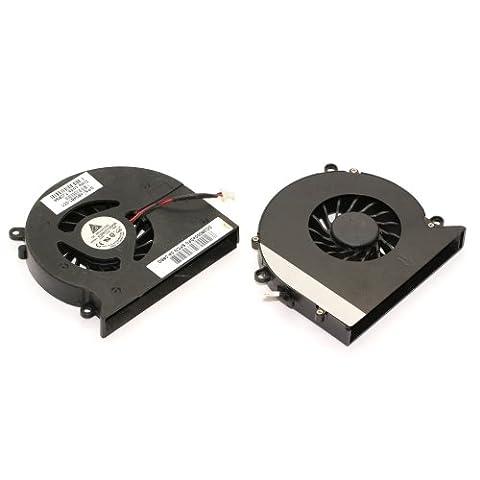 Ventilateur compatible pour ordinateur PC Portable HP PAVILION dv7-1201ef DC280004DF0, Neuf garantie 1 an, FAN, NOTE-X / DNX