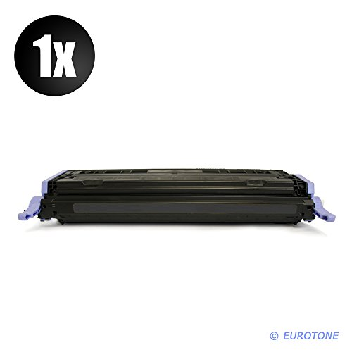 Rebuilt Toner Remanufactured für HP Q6000A Black für Color LaserJet 1600/2600/2605 HP...