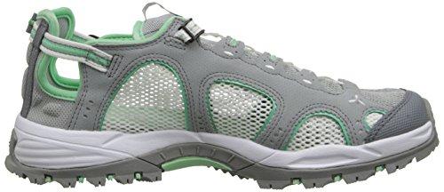 Salomon - Techamphibian 3, Sneakers da donna Grau (Light Onix/White/Lucite Green)