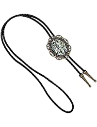 non-brand Sharplace Collar de Hombre Colgante de Metal en Forma Ovalada de  Caballo  d68bc31905f