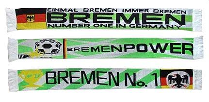 3Pack bufanda Bremen Varios Motivos