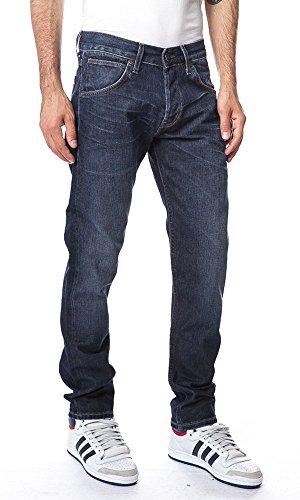 Jeans Colton New Salvage WRANGLER Bleu