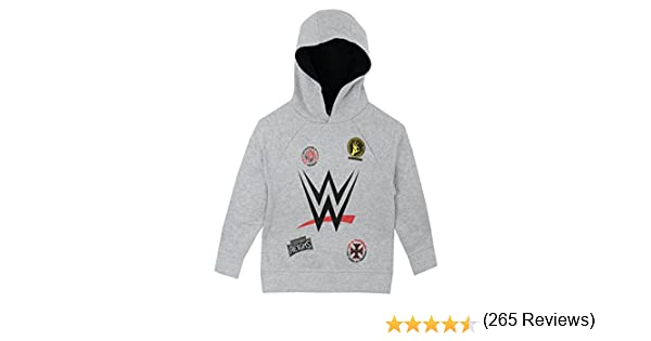 World Wrestling Entertainment Sweat-Shirts /à Capuche WWE Gar/çon