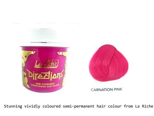 4-x-la-riche-directions-semi-perm-hair-colour-carnation-pink-all-colours-avail-4x-88ml-by-la-riche