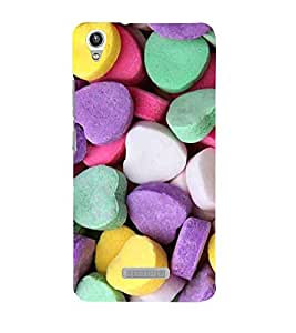 Ebby Printed Back Cover for Lava Pixel V1(Premium Designer case)