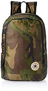 Converse Camoflauge Laptop Bag Military Green Casual Backpack (CBGSGS003)