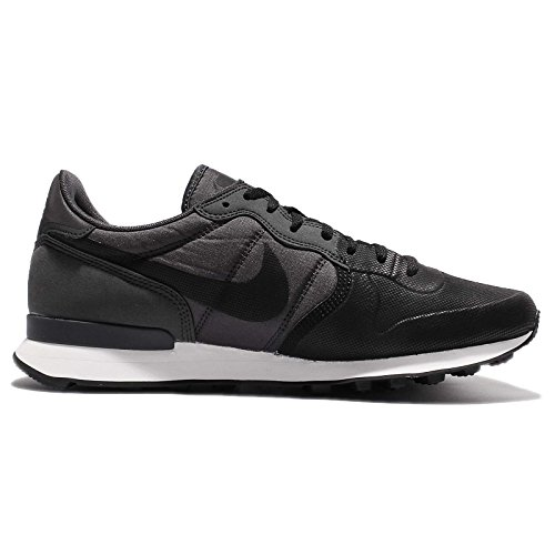 Nike Internationalist Prm Se, Sneakers Basses Homme Black/Black/Anthracite/Anthracite/Summit White
