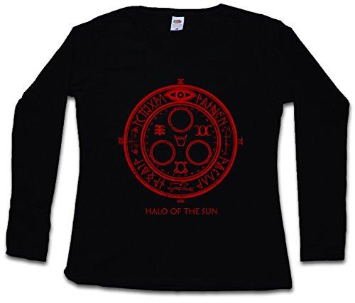 Camiseta manga larga Sello de Metatrón (Mujer) (S a 5XL)