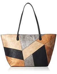 8582125f54 Amazon.it: borsa desigual - Grande (40 cm e più) / Borse: Scarpe e borse