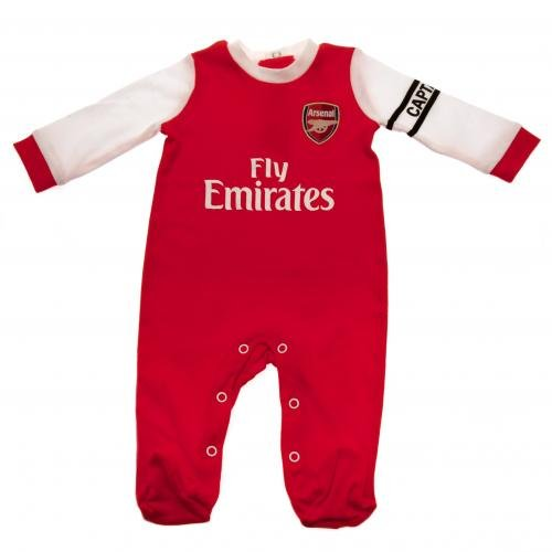 Arsenal Baby Sleepsuit 2016-17