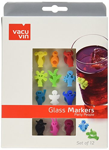 vacu-vin-glass-markers-party-people-set-of-12
