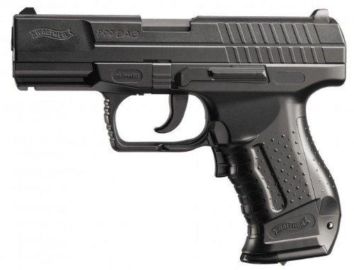 """Softair-Pistole """"Walther P99 DAO"""" Mini - Elektrisch angetrieben für noch mehr Spaß und Freude zu Walther"""