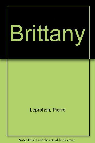 Bretagne (en anglais) alb
