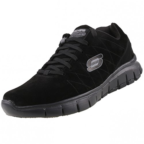 Skechers Skees Skech-Flex - Natural Vigor, Baskets Sportives Femme schwarz